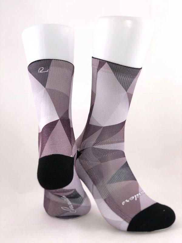 Calcetines de triángulos